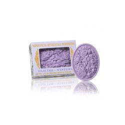 SA Fiorentino Prírodné tuhé mydlo Vistéria 125 g