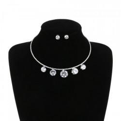 Set náhrdelník a náušnice 78