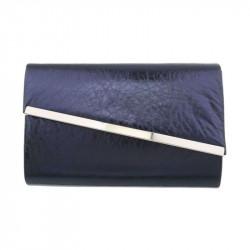 Spoločenská kabelka 1113 modrá, modrá
