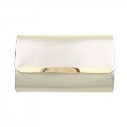 Spoločenská kabelka 1150 zlatá, zlatá