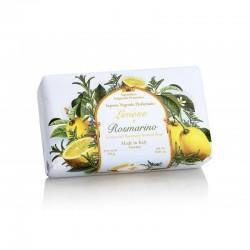 Talianske prírodné mydlo CITRÓN A ROZMARÍN 250 g