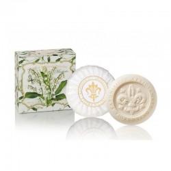 Talianske prírodné mydlo konvalinka 100 g MADE IN ITALY 1403