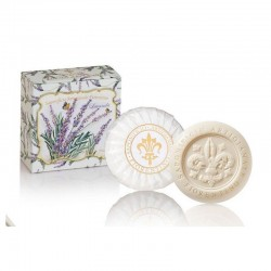 Talianske prírodné mydlo levanduľa 100 g MADE IN ITALY 1373
