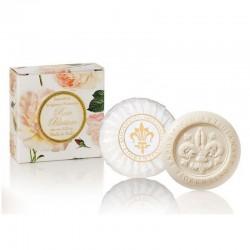 Talianske prírodné mydlo ruža 100 g MADE IN ITALY 1402