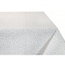 Vianočný obrus 90x90 cm Made in Italy Biela 90 x 90 cm