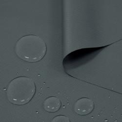 Vodeodolná látka grafit, šírka 160 cm Grafitová