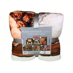 Zateplená deka 130x160 cm BADDY V. 130 x 160 cm #1