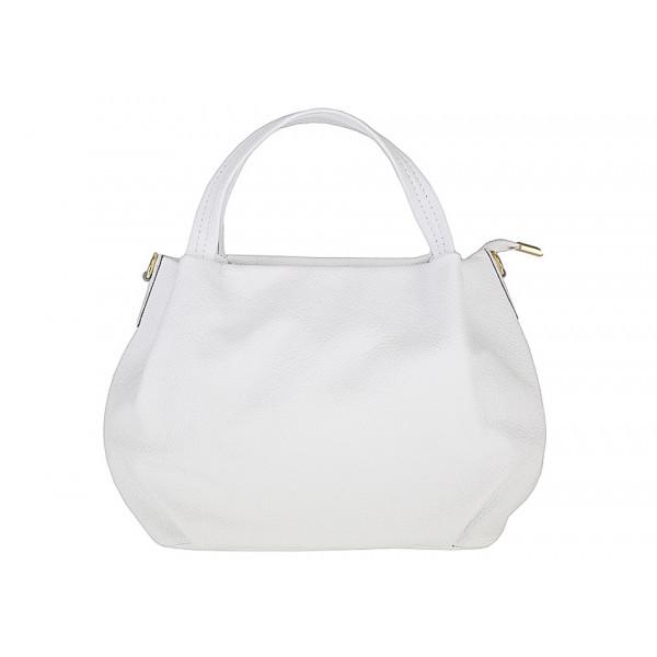 Dámska kabelka 784 biela, Biela