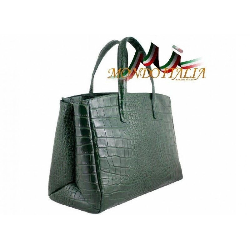 Dámska kabelka do ruky čierna 843 MADE IN ITALY 843 - Letné kabelky ... dad6145501c