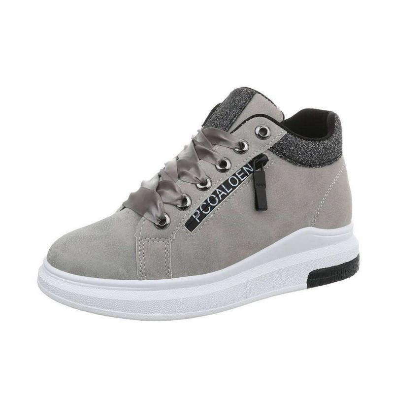 Dámske sneakers 1274 šedé d0de2a8082