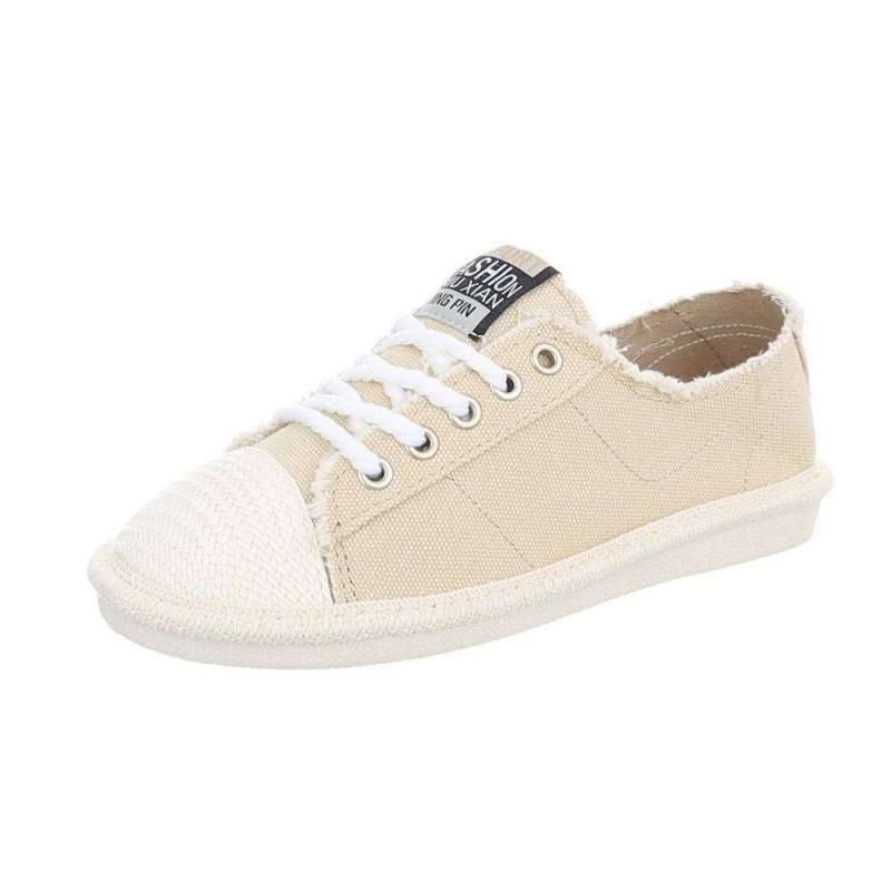 08db2c856 Dámske sneakers 5065 béžové, 39, béžová - Dámske členkové tenisky ...
