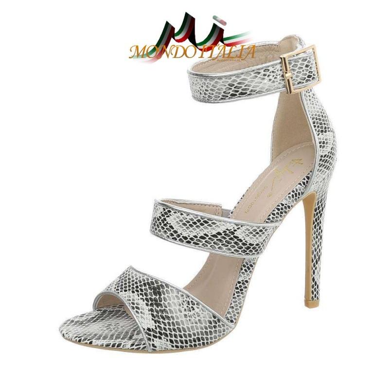 bc80a982a505 Sandále 1101 s hadím motívom SERGIO TODZI - Sandále trendové - Locca.sk
