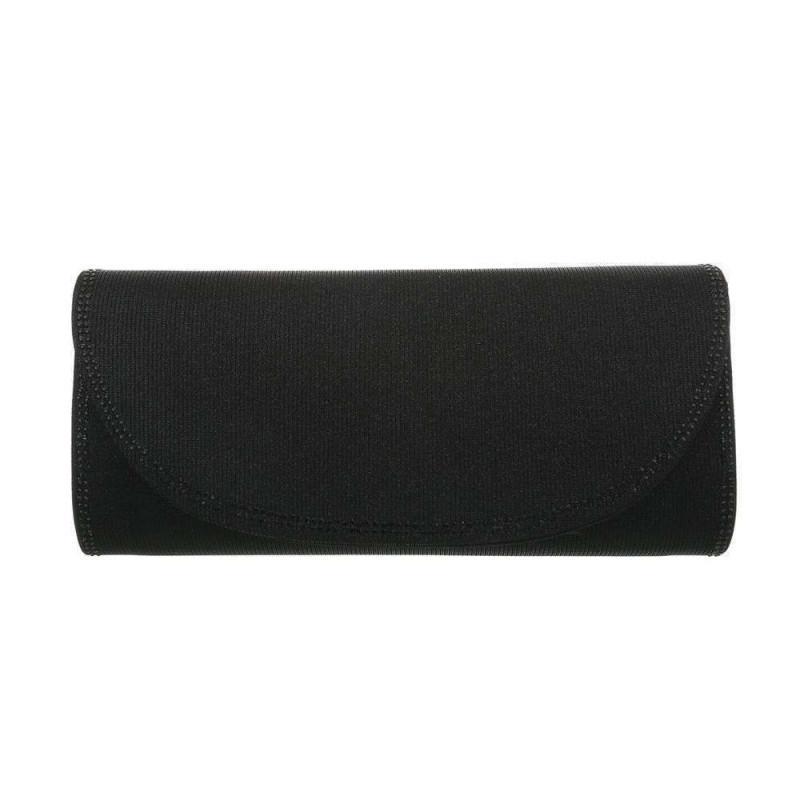 Spoločenská kabelka 40 čierna, Farba čierna Michelle Moon TA-ZL463-silver