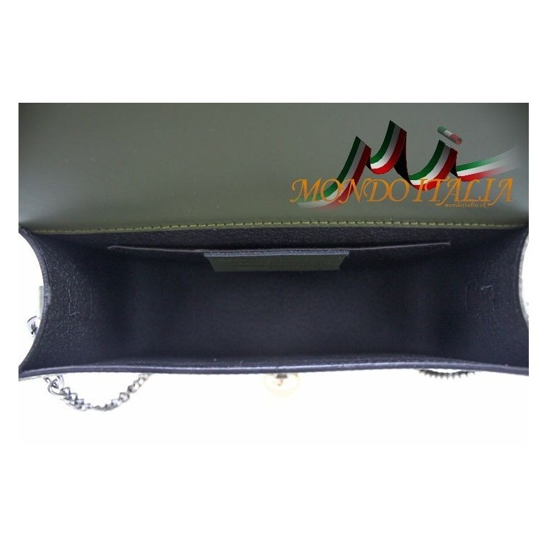 Talianska kožená kabelka 9666 ružová MADE IN ITALY 9666 - Kabelky ... 97a4d432ffd