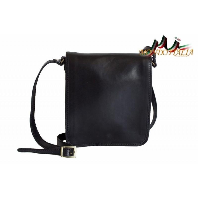 Talianska pánska kožená taška 152 čierna MADE IN ITALY 243eca85bbb