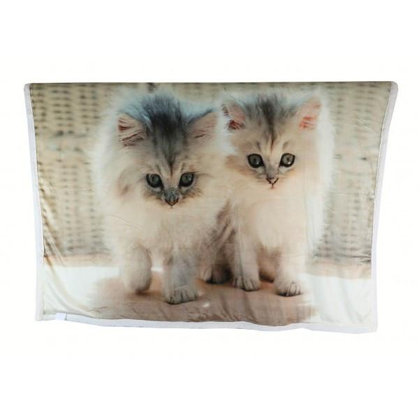 Zateplená deka 130x160 cm PRETTY V. 130 x 160 cm