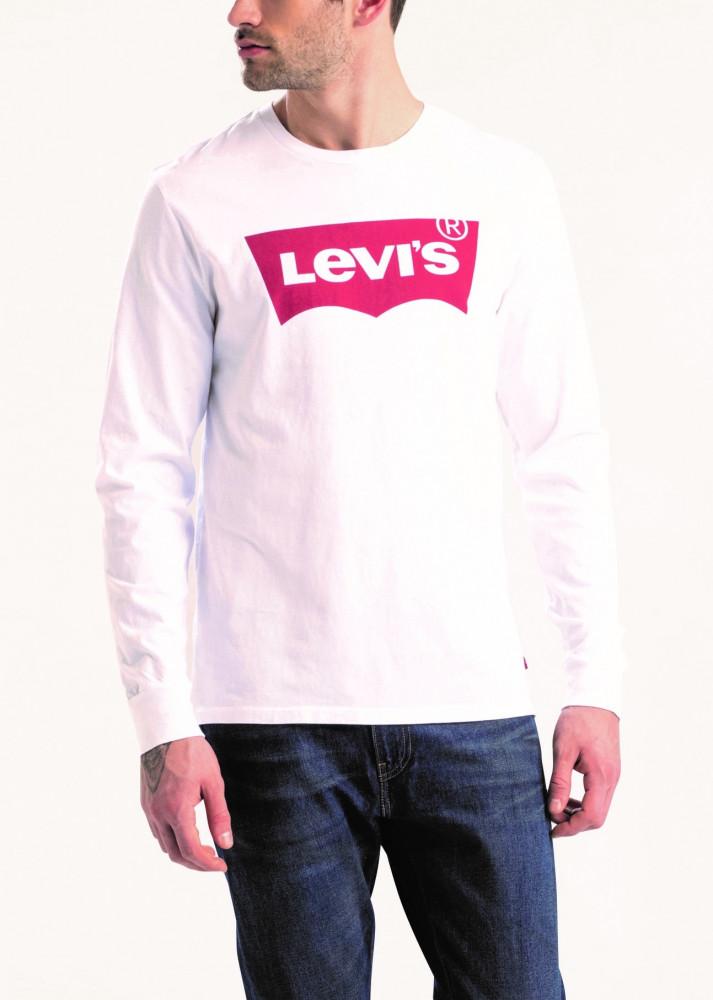 44c906eb9d19 LEVIS Tričko s dlhým rukávom Levi´s® LS Graphic - Pánske tričká ...