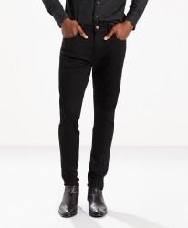 LEVIS Pánske čierne jeansy Levi´s® 512