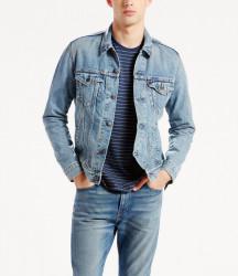 LEVIS Pánska modrá jeansová bunda Levi´s®