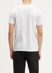 LEVIS Pánske tričko Levi´s® The Perfect Farba: Biela, #1