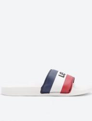 LEVIS Šľapky Levi´s® June Sportswear Farba: Biela,