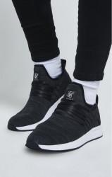 SIK SILK Pánske tenisky SikSilk  Fusion Runner – Black