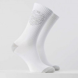 Mass Denim Socks Base white - 40 – Size: 43 – 45