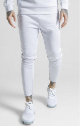 SIK SILK Pánske tepláky SikSilk Vapour Track Pants – Grey