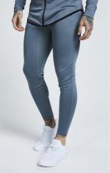 SIK SILK Pánske tepláky SikSilk Athlete Track Pants – Aqua Grey #3