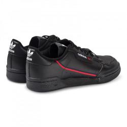 ADIDAS ORIGINALS Dámske čierne tenisky ADIDAS Adidas Continental 80 Junior #2