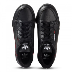 ADIDAS ORIGINALS Dámske čierne tenisky ADIDAS Adidas Continental 80 Junior #4