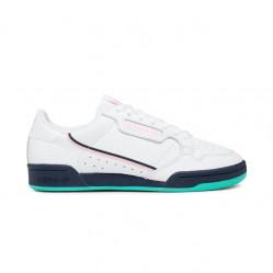ADIDAS ORIGINALS Dámske tenisky ADIDAS WMNS Continental 80 White/True Pink/Collegiate Navy