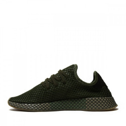ADIDAS ORIGINALS Pánske tenisky ADIDAS DEERUPT RUNNER BASE GREEN & ORANGE #1