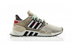 ADIDAS ORIGINALS Pánske tenisky ADIDAS EQT SUPPORT 91/18 CLEAR BROWN, WHITE & OFF WHITE