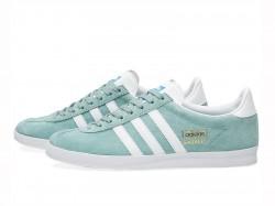 ADIDAS ORIGINALS Pánske tenisky Adidas Gazelle OG Leg Green White