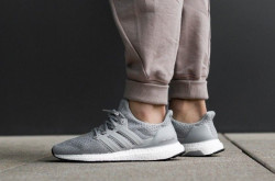 ADIDAS ORIGINALS Pánske tenisky ADIDAS ULTRA BOOST 4.0 GREY TWO & CORE BLACK