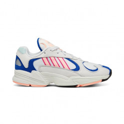 ADIDAS ORIGINALS Pánske tenisky ADIDAS Yung-1 White/Clear Orange/Collegiate Royal