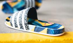 ADIDAS ORIGINALS Šlapky Adidas Adilette Woman W Supcol White #2