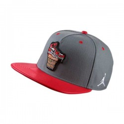 Air Jordan Ice Cream Pack Snapback University Red