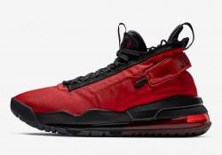 Air Jordan Pánske tenisky Jordan Proto-Max 720 Gym Red & Black