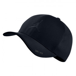 Air Jordan Šiltovka JORDAN NIKE CLASSIC 99 CAP BLACK BLACK