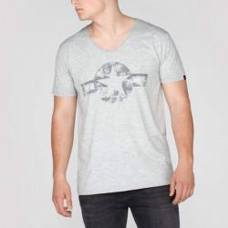 Alpha Industries USAF II Tee Grey