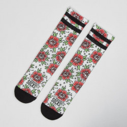 American Socks Socks nRoses - Mid High multicolor