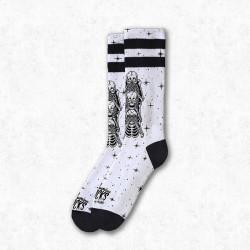 American Socks Welcome to Wisemonkeys joel abad Siganature