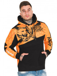 Amstaff Klixx Hoodie - orange