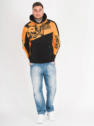 Amstaff Klixx Hoodie - orange #2