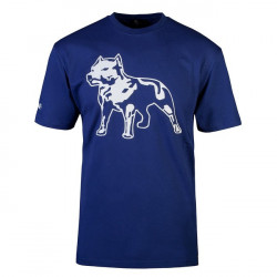 Amstaff Logo Shirt - navy