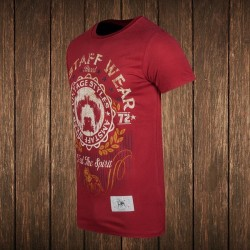 Amstaff Vintage Malex T-Shirt - bordeaux #2