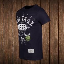 Amstaff Vintage T-Shirt - schwarz #2