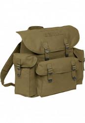 Batoh BRANDIT Pocket Military Bag Farba: olive, Grösse: one size